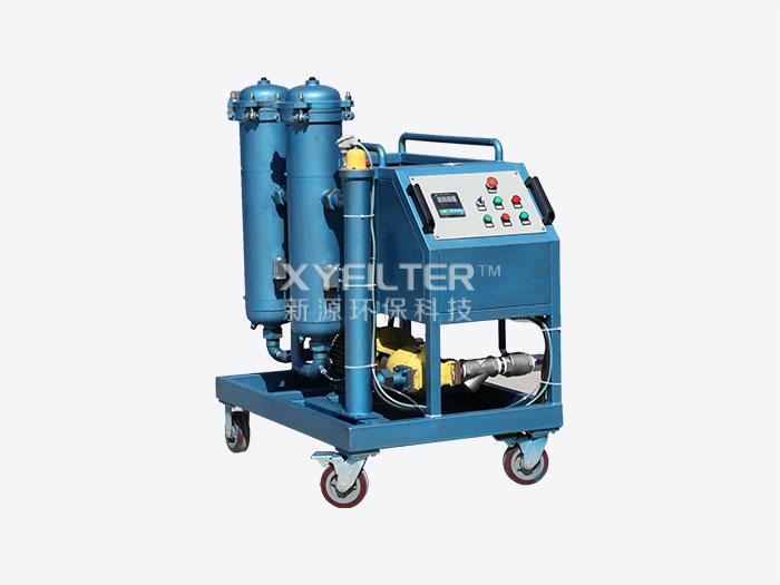 GLYC-25A高粘度油滤油机
