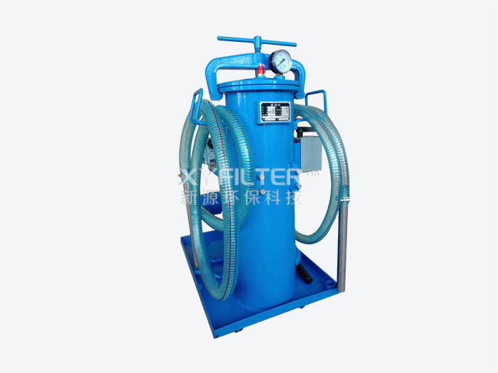 黎明LUC-40液压油滤油机