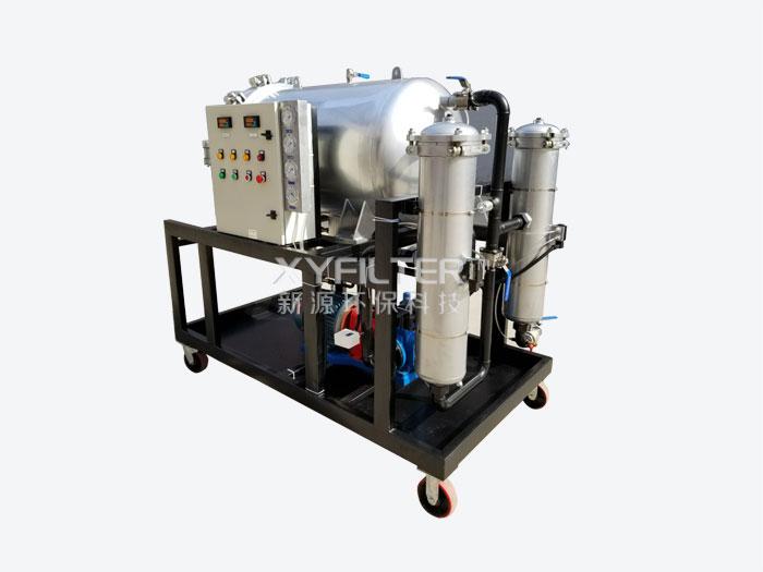GYC-J系列聚结脱水滤油机