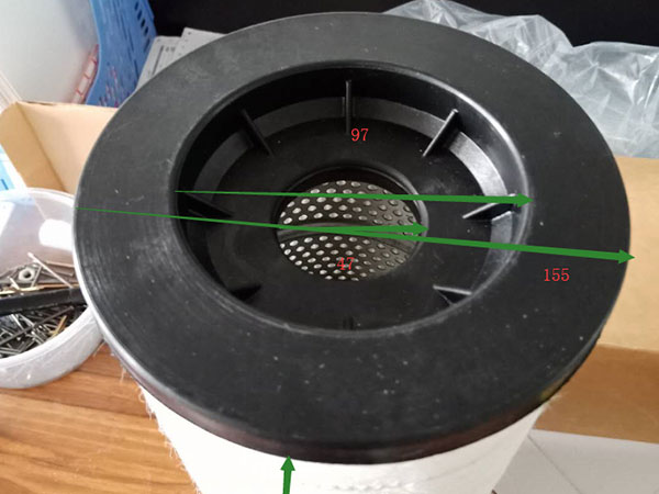 LYC-50B滤油机滤芯