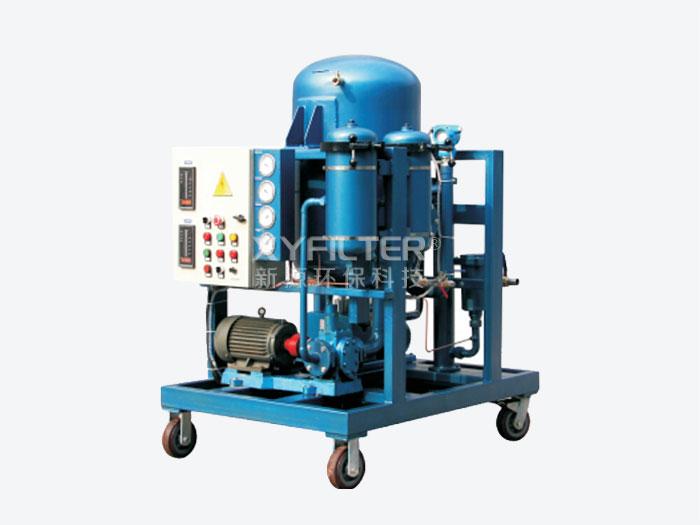 ZLYC-50A绝缘油高效真空滤油机
