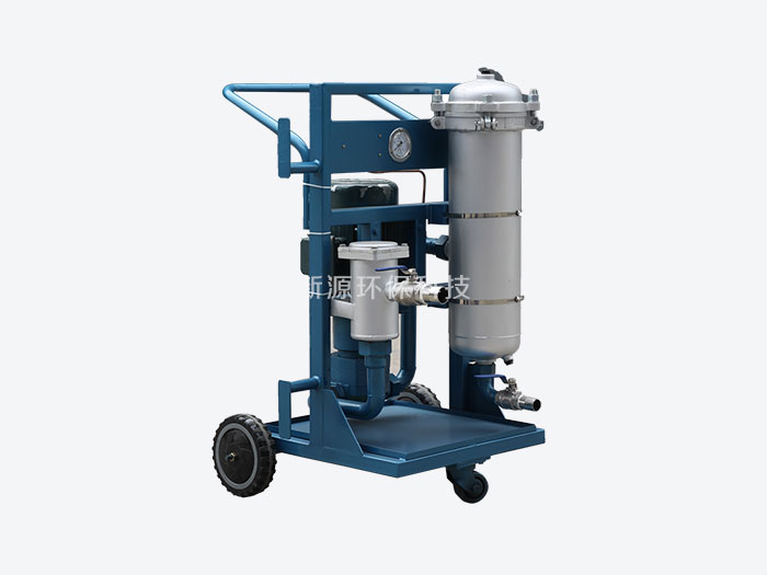 LYJ-100A-05便移式高精度滤油机