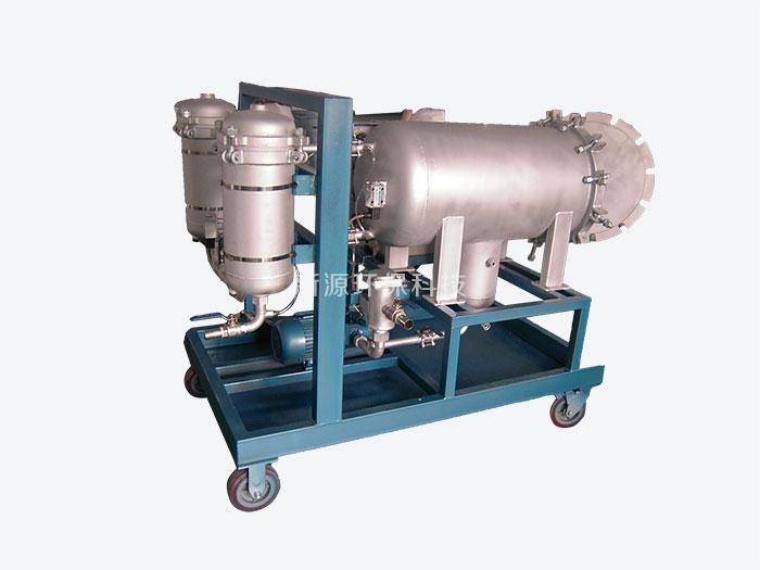 高精度聚结脱水滤油机HLYC-100J