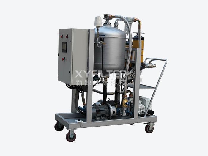 HVP-100系列真空滤油机油液净化装置