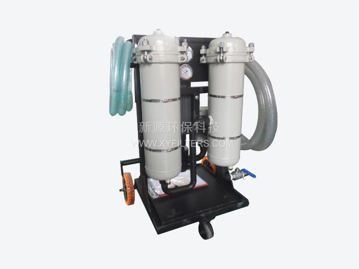 LYC-100Bx10便移式高精度滤油机