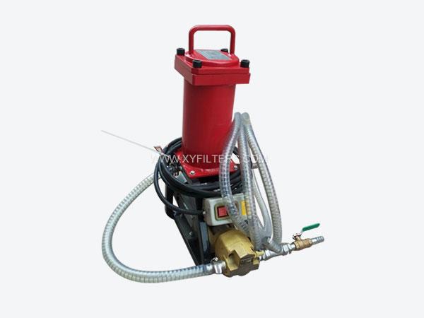 BLYJ手提式滤油机