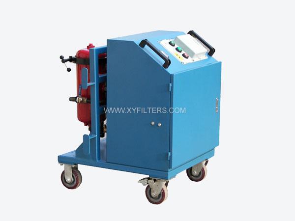 CSE-16/200-J箱式滤油机