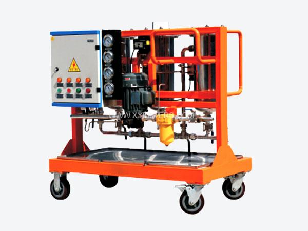 LYC-50G高固含量润滑油滤油机